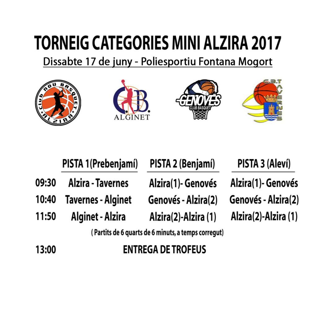 quadrant torneig mini 2017