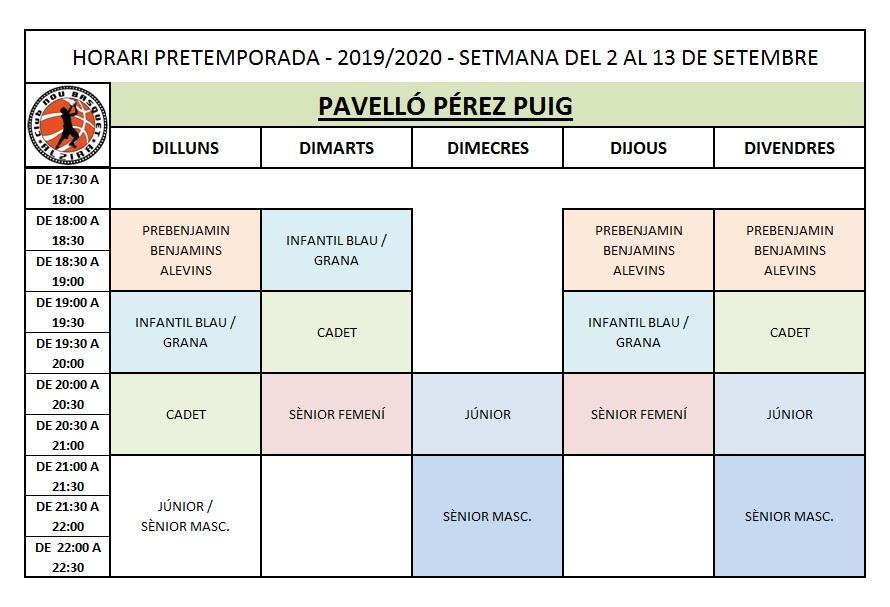 HORARIS-PRETEMPORADA-PEREZ-PUIG-SEPTEMBRE